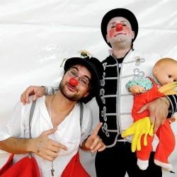 clown Birillo & Trakel