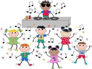 babydance animazione per bambini con dj