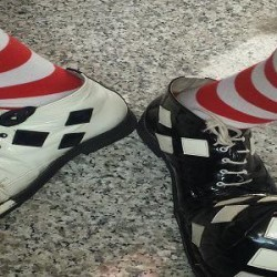 Scarpe da clown di Birillo